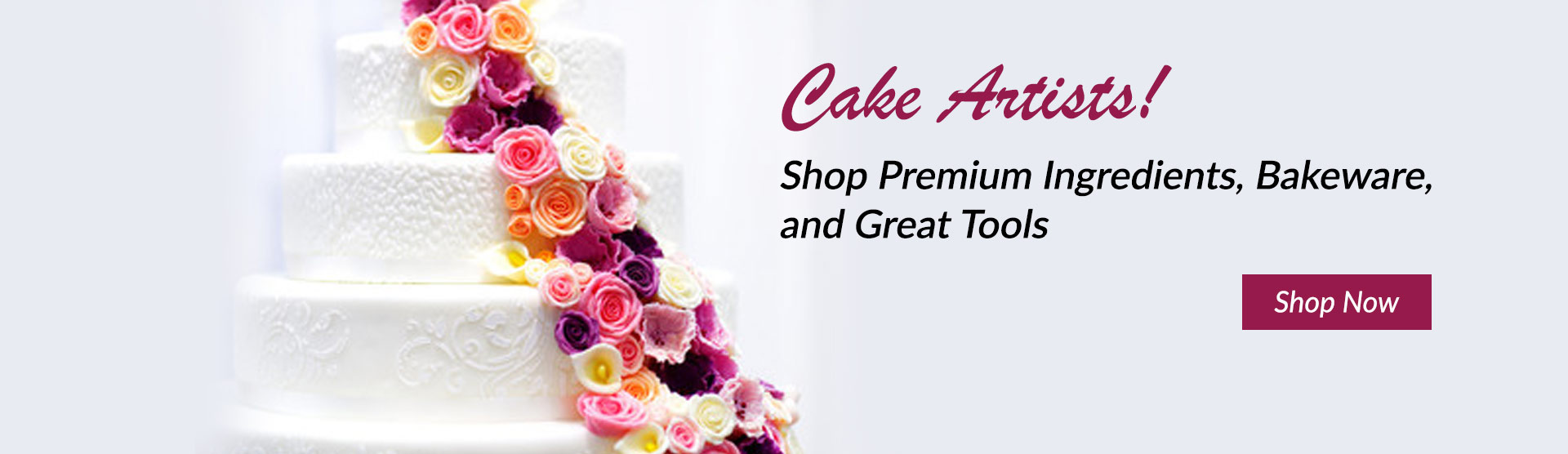 Bakers C&C Cake Artistry Supplies